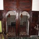 ...und ist typisch marokkanisch eingerichtet...