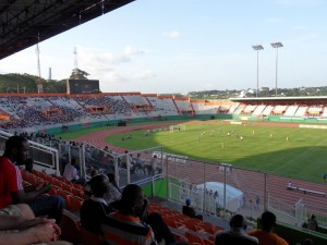 Stadion in Abidjan