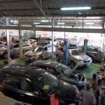 Kia Werkstatt in Accra