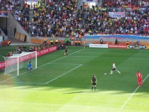 Podolski verschießt