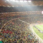 Soccer City ausverkauft