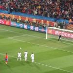 Elfmeter für Spanien