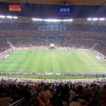 Blick ins Soccer City