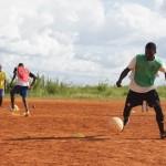 Die Jugend trainiert für die große Karriere