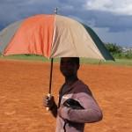Sonnen oder Regenschutz?