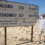 nicht mehr weit bis Mauretanien