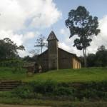 Typische Dorfkirche