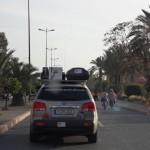Ankunft in Marrakech