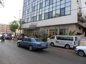 Hotel in Bamako