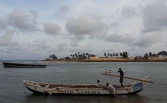 Fischer in Togo