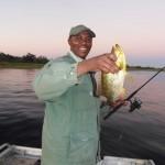Klarer Sieger nach Fischen