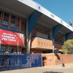 Stadion in Pretoria