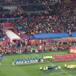 Spanien & Honduras stehen bereit