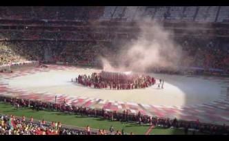 Eröffnungsspiel WM 2010