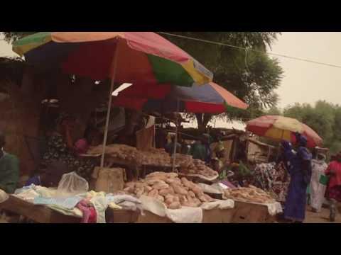 Montagsmarkt in Djenne