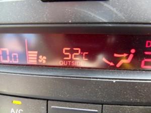 Hitze in Mali